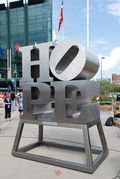 Robert Indiana_art_hope